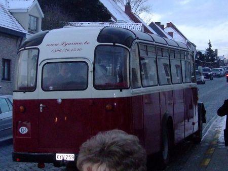 Bridal bus