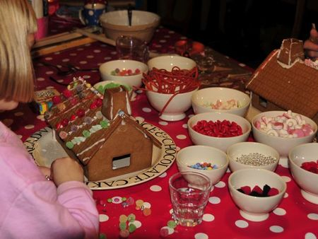 Gingerbread house 4